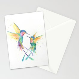 Hopeful Hummingbirds Stationery Cards