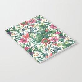 Garden pattern I Notebook