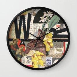 W3 Wall Clock
