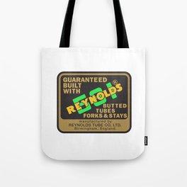 Reynolds 531 - Enhanced Tote Bag