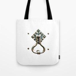 Firenze   Door Knocker Series Tote Bag