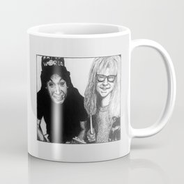 WAYNE'S WORLD Coffee Mug