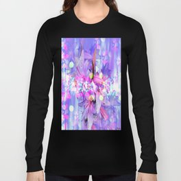 LILY IN LILAC AND LIGHT Long Sleeve T-shirt