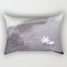 perfect snowflakes Rectangular Pillow
