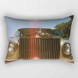 vintage rolls Rectangular Pillow