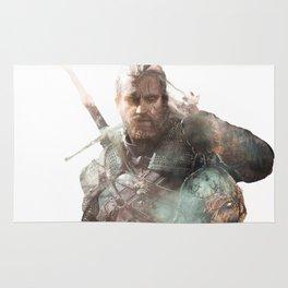 Geralt of Rivia Rug