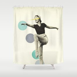 The Rules of Dance I Shower Curtain