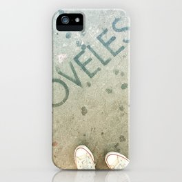 Are You Loveless? iPhone Case