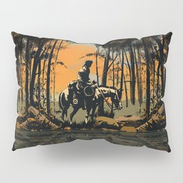 In the Evening (version 2) Pillow Sham