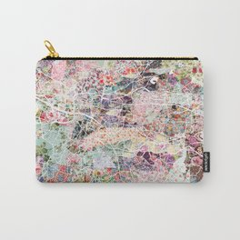 Glasgow map Carry-All Pouch