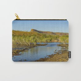 Pentecost River Crossing Carry-All Pouch