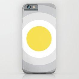 Illuminating Sun Abstract iPhone Case
