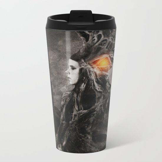 Melina Metal Travel Mug