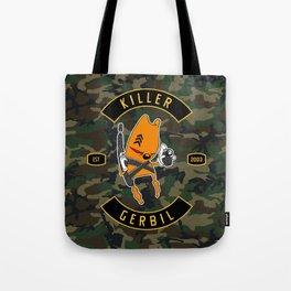 The Iron Ranger Tote Bag