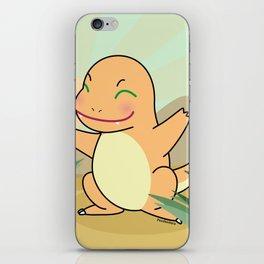 Cute Charman der iPhone Skin