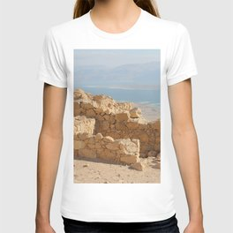ABOVE THE DEAD SEA T-shirt