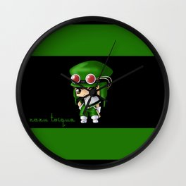 Chibi Zazu Wall Clock
