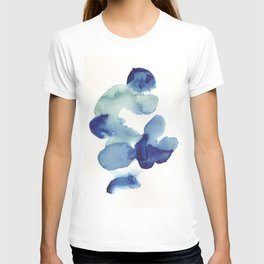12   | 190816 | Surrender | Abstract Watercolour Painting T-shirt