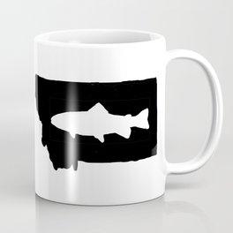 Hyalife Trout Montana  Coffee Mug