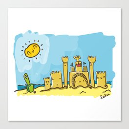 playita Canvas Print