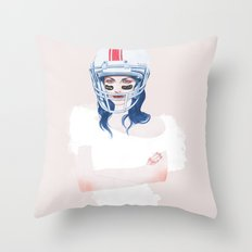 Know Thyself Throw Pillow