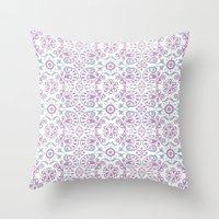 florence Throw Pillows featuring florence by jaquelina freitas
