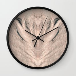 Beach Art 2 Wall Clock