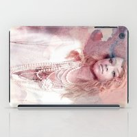rihanna iPad Cases featuring Rihanna by Kanelko