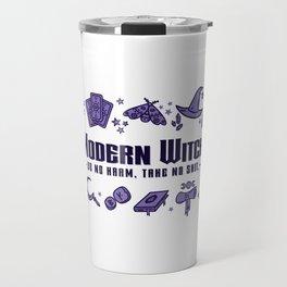 Modern Witch Do No Harm Travel Mug