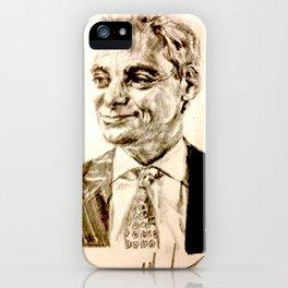 The Mayor iPhone Case