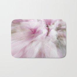 Pink Magnolia Swirl Bath Mat