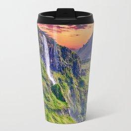Downward Flow Travel Mug