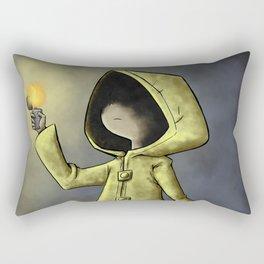 Little nightmares Rectangular Pillow