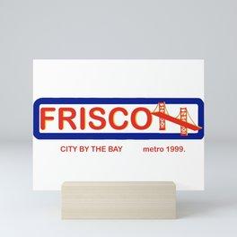 FRISCO Mini Art Print