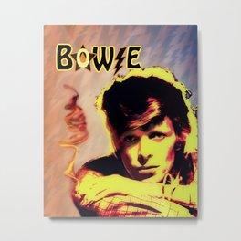 Bowie 2018 Metal Print