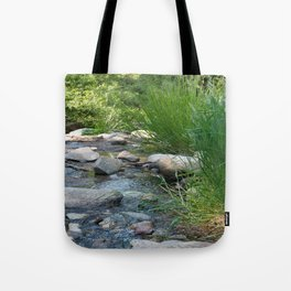 Stream in Mt Lemmon Tote Bag