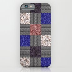 Patchwork Pattern Slim Case iPhone 6s