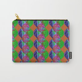 Ovoid Tropic Bunch Carry-All Pouch