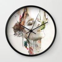 morning Wall Clocks featuring Morning Chorus by Archan Nair