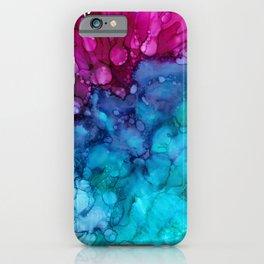 Jewel Tones iPhone Case