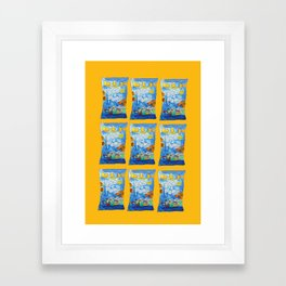 Staple Diet: Top Pops Framed Art Print
