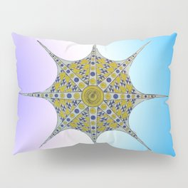 the star or octopus Pillow Sham