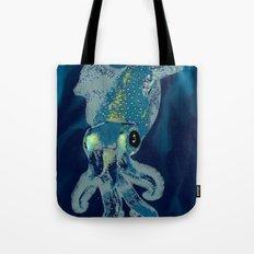 Subaquatic Aurora  Tote Bag