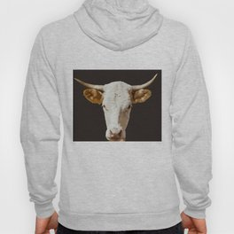 Steer's Head Hoody