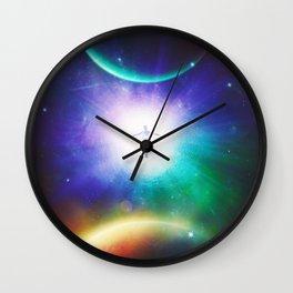 Dual Perception Wall Clock