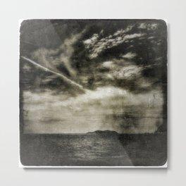 Sea - Gerald Robin © Design Metal Print