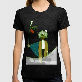 Desconfianza del futuro T-shirt