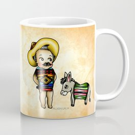 Mexican Kewpie Coffee Mug