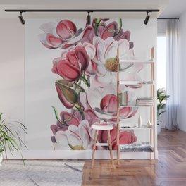 Magnolia 2 Wall Mural