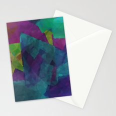 Shapes#4 Stationery Cards